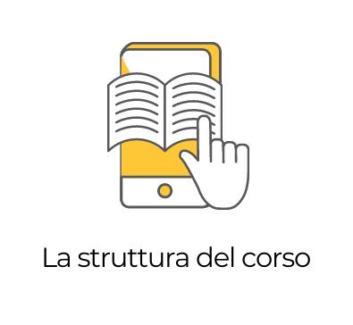 struttura del corso academia fonda