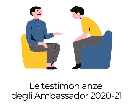testimonianze ambassador academia fonda